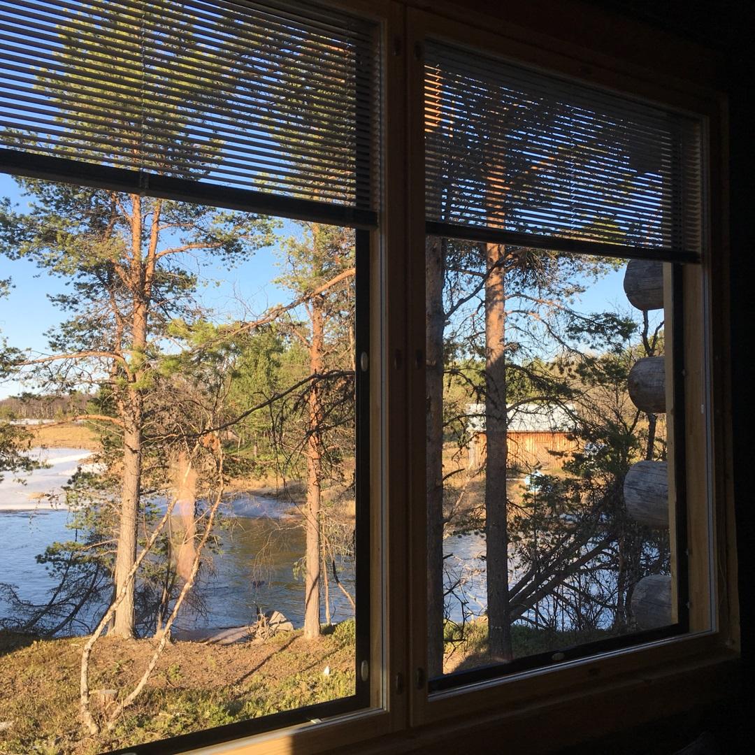 Cabin wilderness inari 2 No Credit