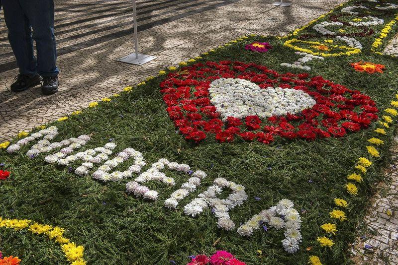 Flower festival Francisco Correia Visit Madeira