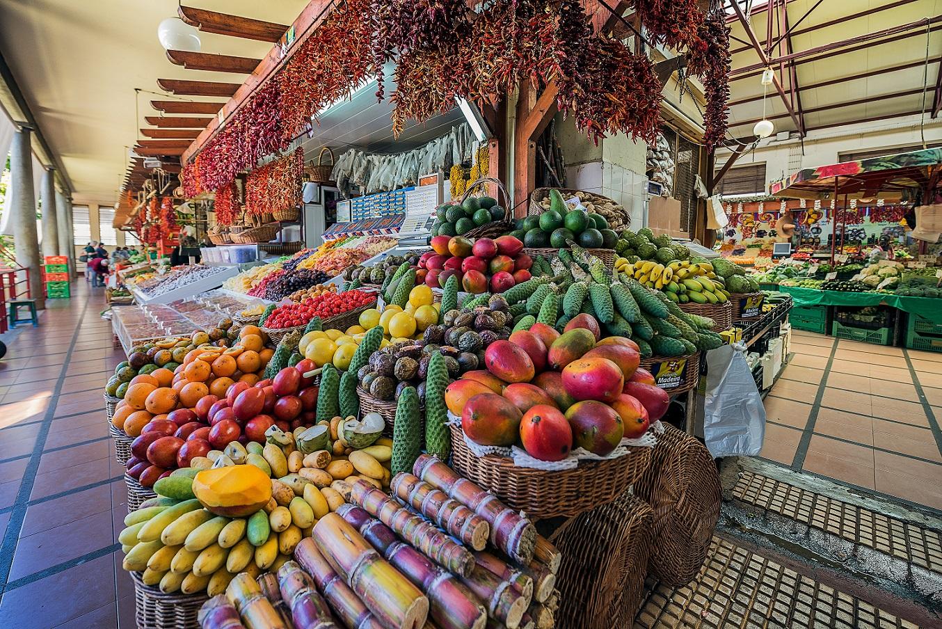Funchal MercadoMunicipal11