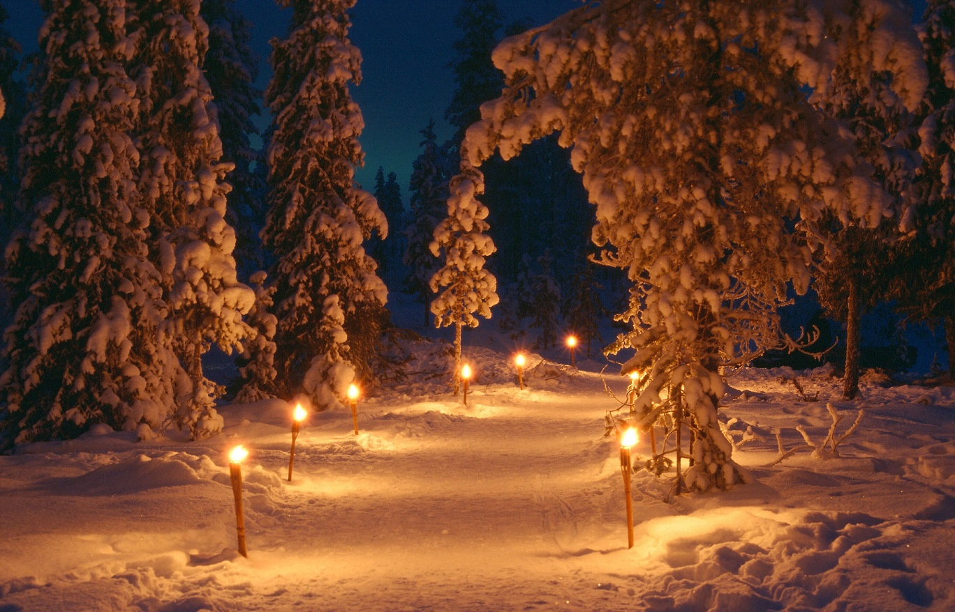 Harriniva Candle path