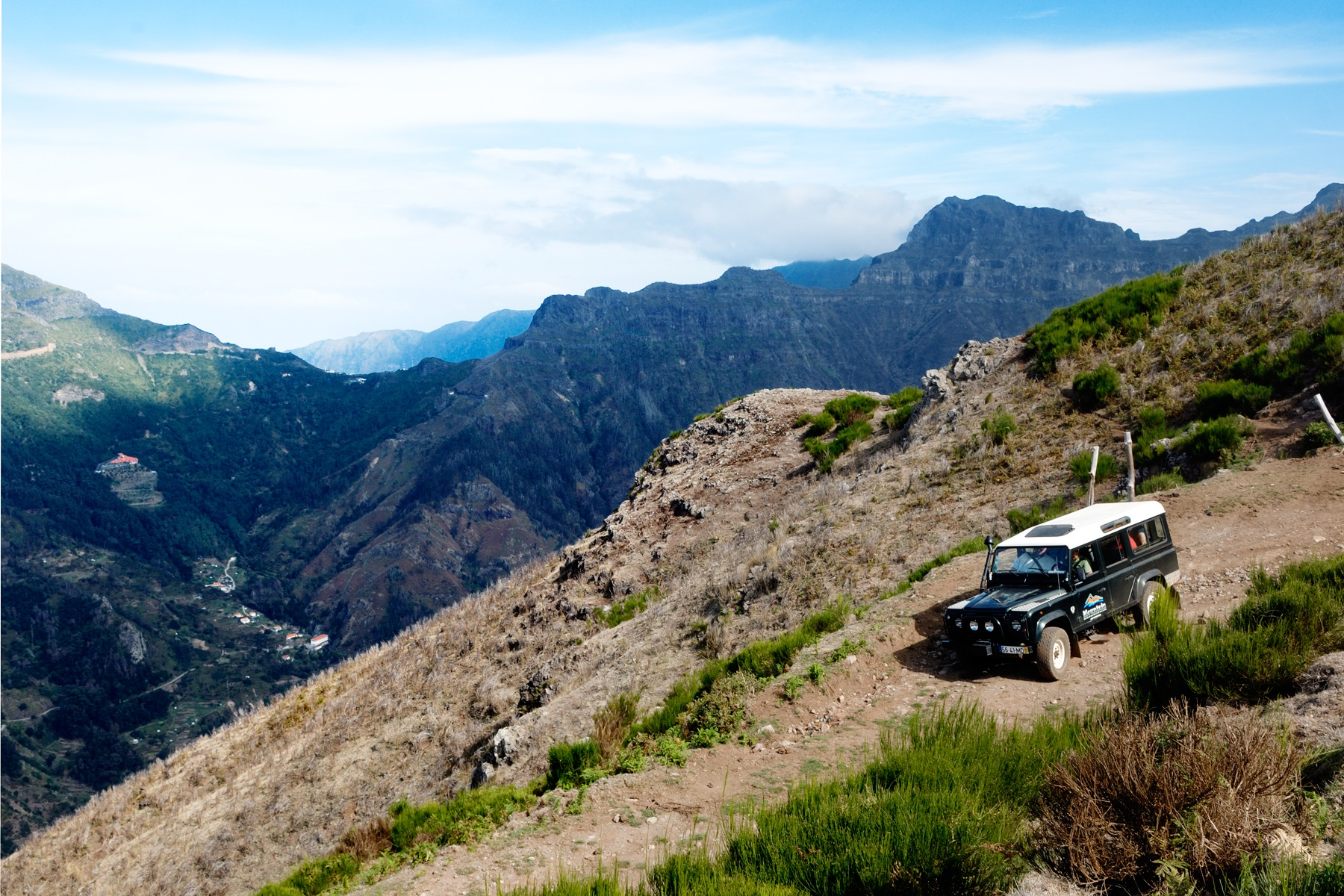 Jeep tour Credit Madeira Promotion Bureau