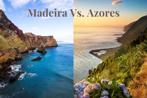 Madeira Vs. Azores 2