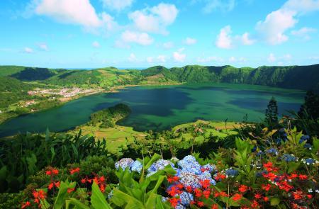 Sete Cidades 4 Azores Credit Futurismo Azores Adventure