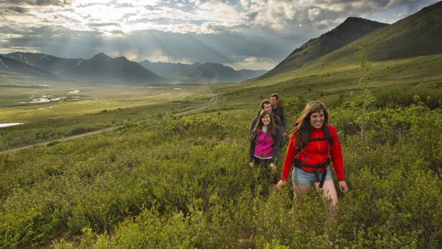 Majestic Yukon - Guided Trekking in the Wild