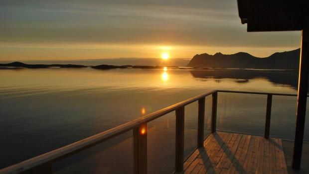 Summer on the Idyllic Island of Senja