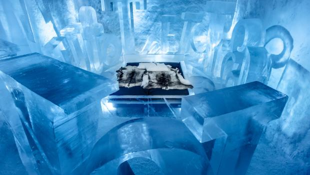 Swedish Lapland, The ICEHOTEL® and Aurora Mountain Lodge