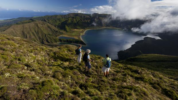 The Azores: A Volcanic Wonderland