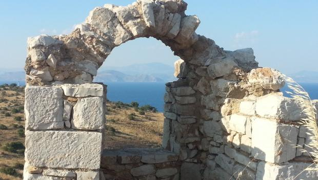 Cycling Through History and the Peloponnese